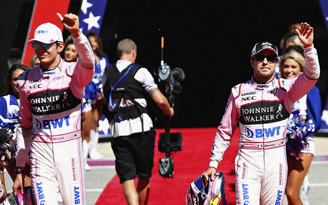 Checo Pérez espera en México su mejor carrera el 'F1N' de semana