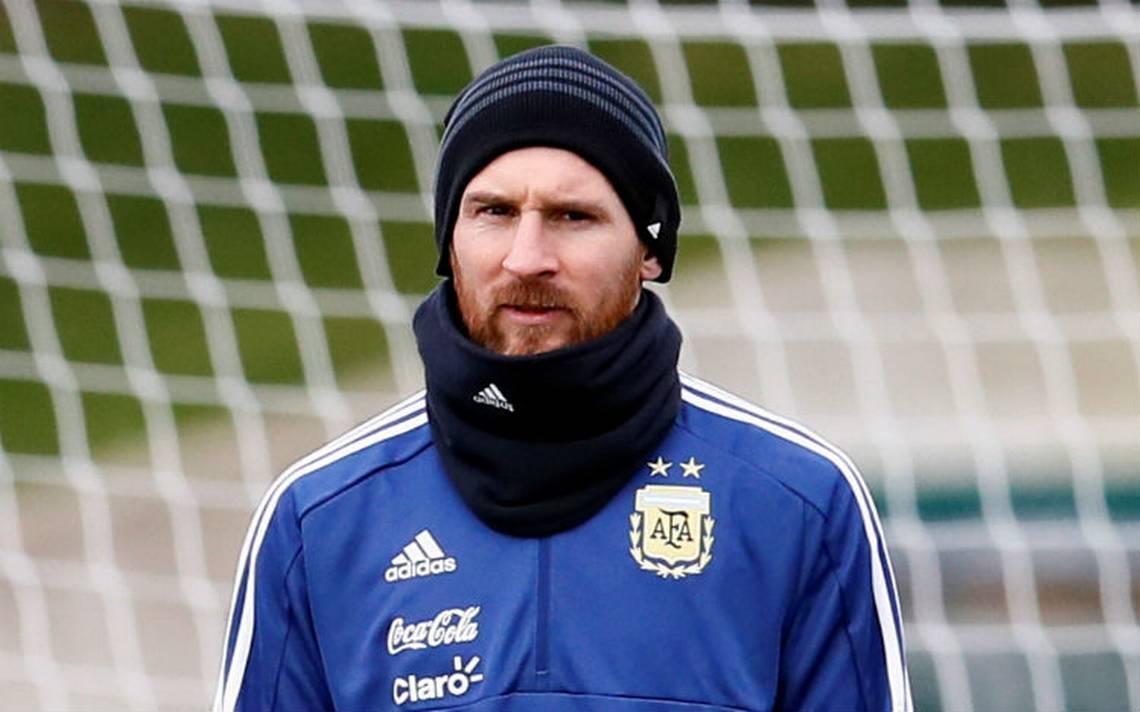 Sin Messi, Argentina enfrentará a España