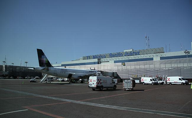 Diputados legislarán para evitar retrasos en vuelos del AICM