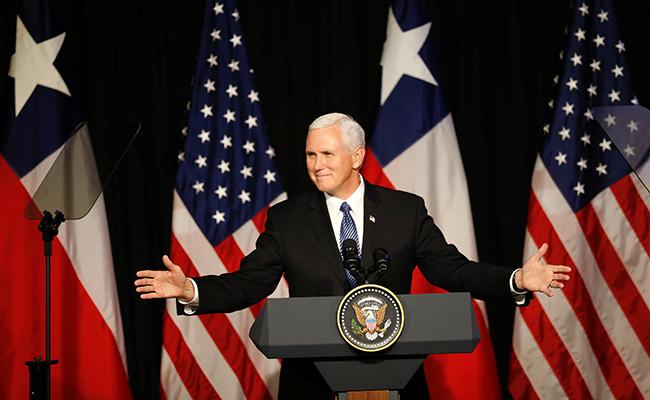 Renegociación del TLCAN será una victoria para las tres partes: Mike Pence