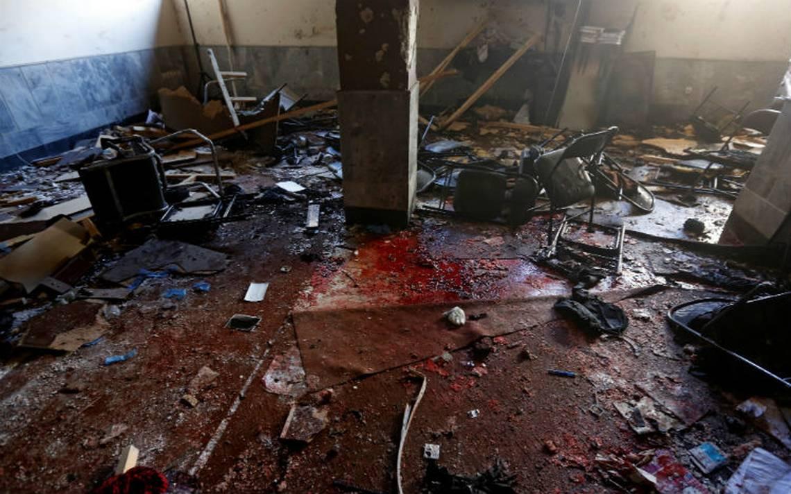 Al menos 41 muertos deja ataque yihadista a centro cultural en Kabul