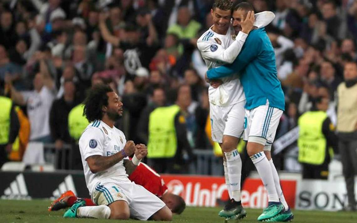 A?Por la 13! Real Madrid ya sueA�a con el tricampeonato de Champions League