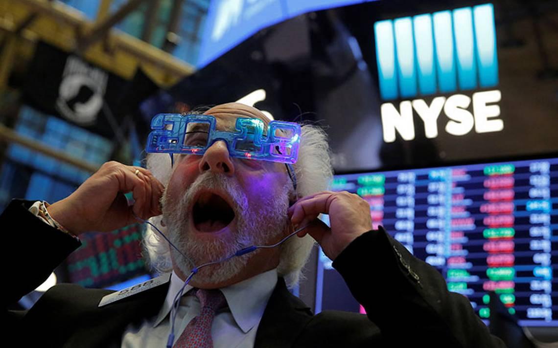 Wall Street cierra un año de lujo: 71 récords en el Dow Jones