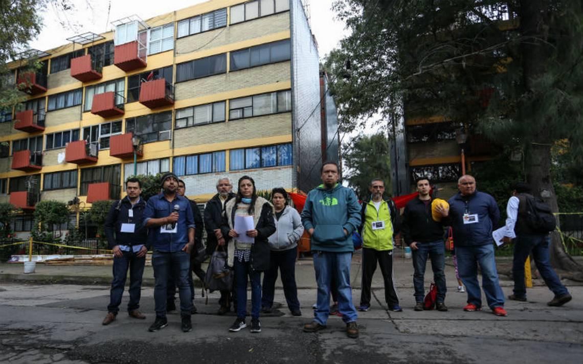 Vecinos de Tlalpan piden diálogo y rechazan reubicación