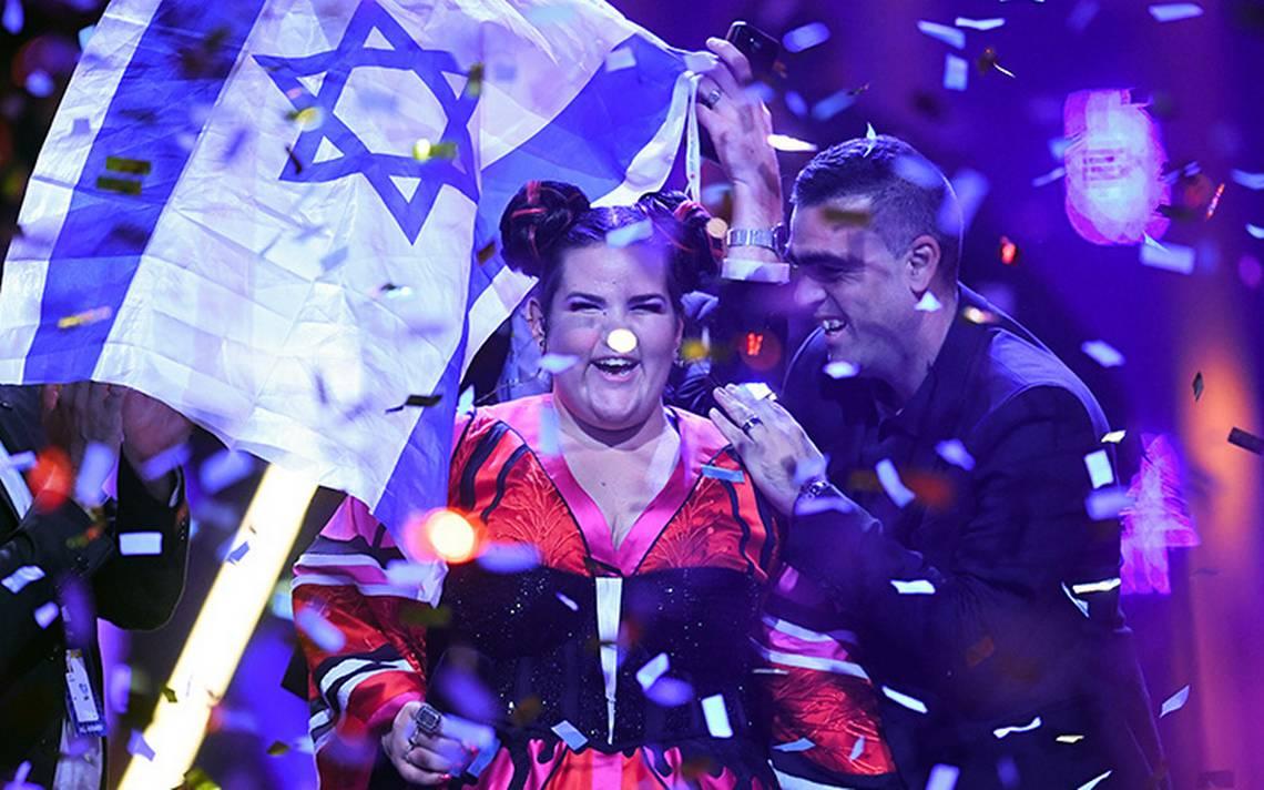 Israel gana Eurovisión con una canción inspirada en el #MeToo