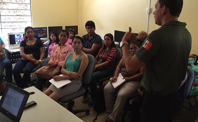 INM y universitarios de Chiapas regularizarán a migrantes