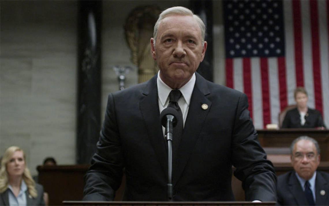 House of Cards termina entre polémica de acoso sexual de Kevin Spacey