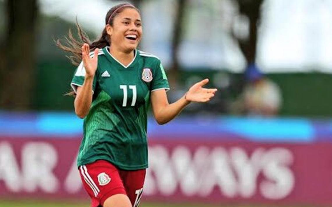 Gol de Lizbeth Ovalle, el mejor del Mundial Sub 20 femenil