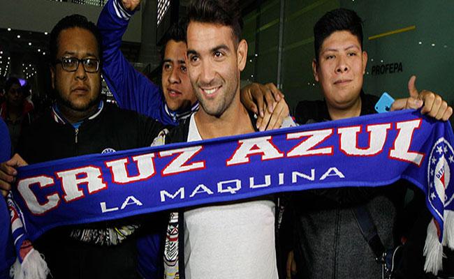 Cauteruccio llega con la ilusión de ser campeón con Cruz Azul