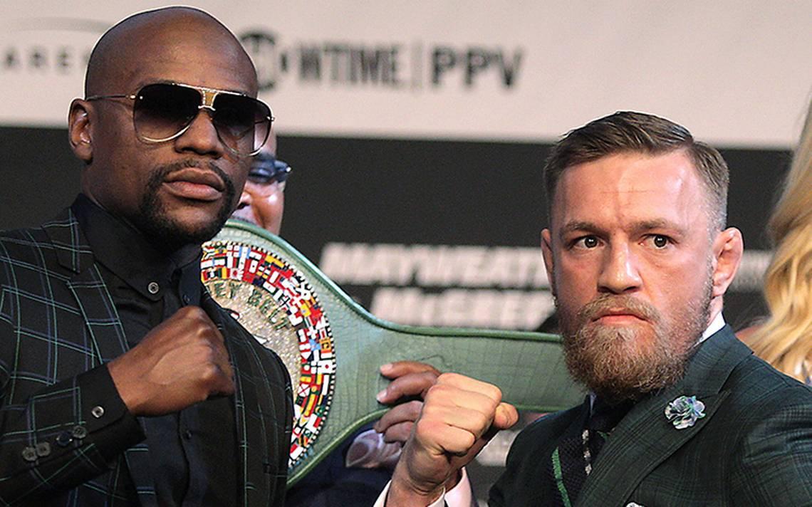 Mayweather vs McGregor ¡que suene la campana en Las Vegas!
