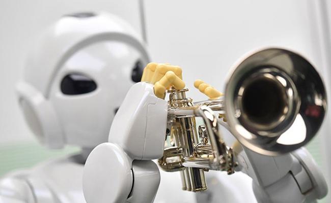 Robots de todos los tiempos protagonizan exposición en Londres