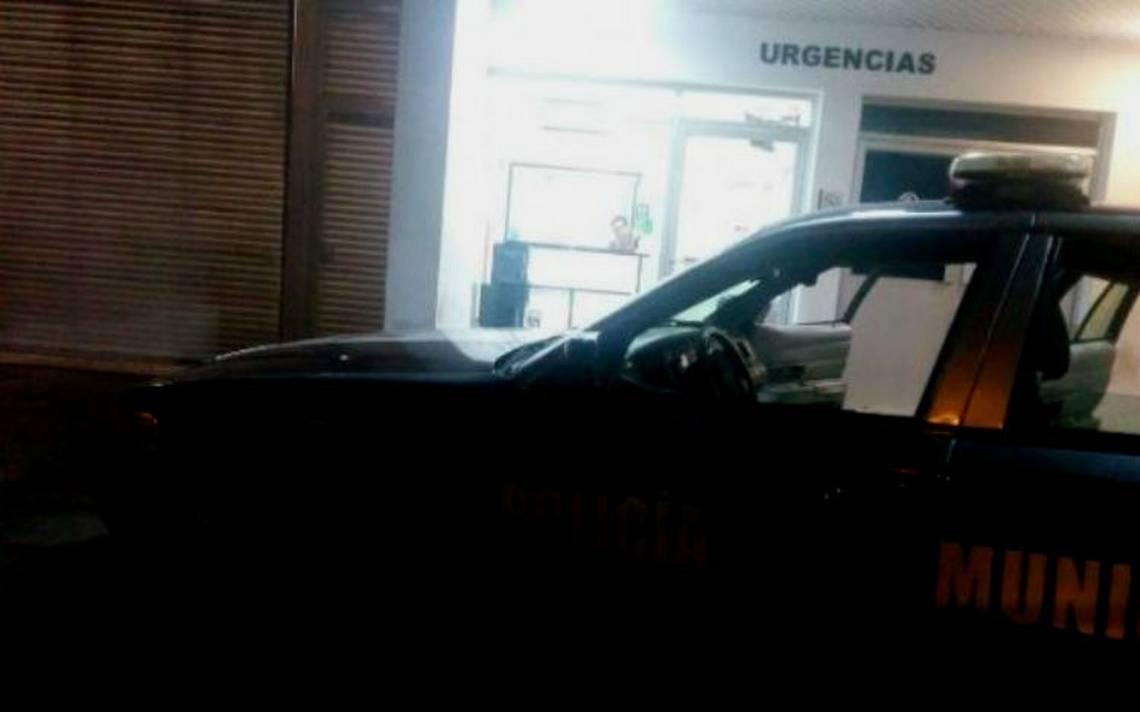Abandonan cadáver en sala de urgencia de Cruz Roja en Sinaloa