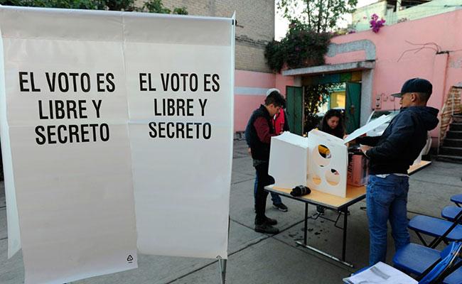 Cierran casillas en Edomex: así se vivió la jornada electoral