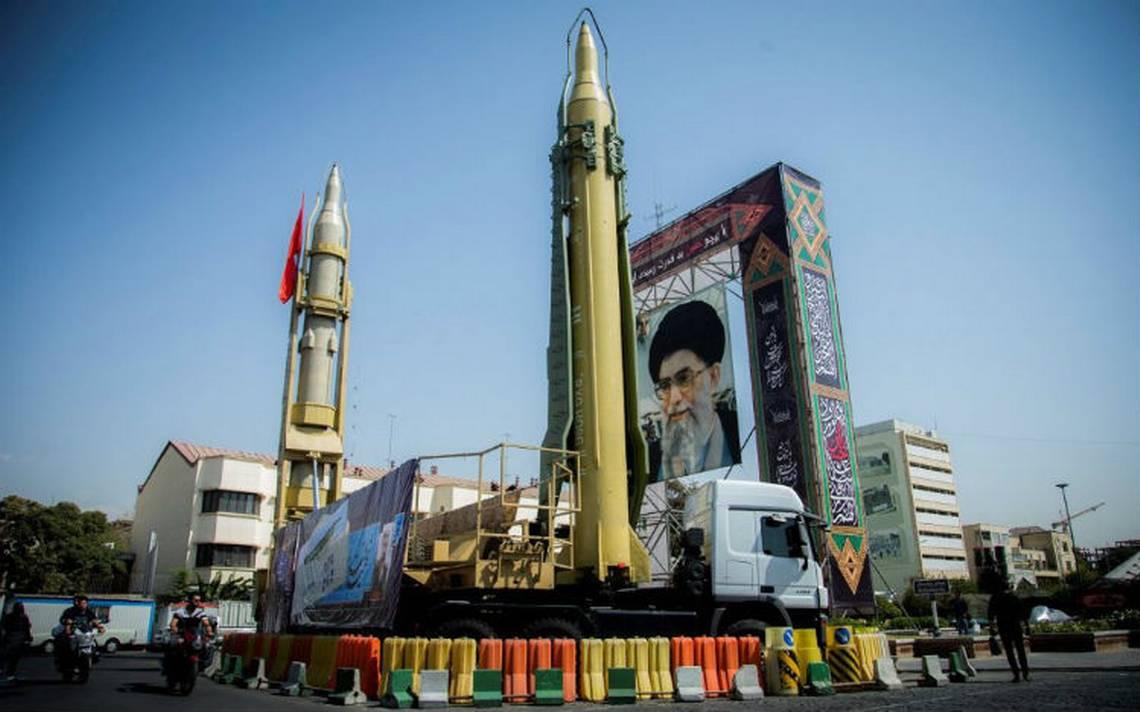 """IrA?n dice que """"nunca"""" renunciarA? a sus misiles"""