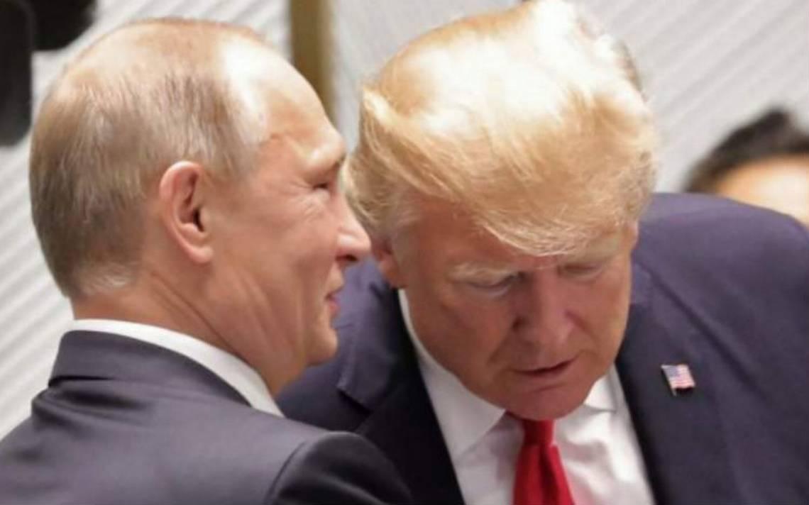 """¿Putin habló con Trump sobre prostitutas rusas, """"las mejores del mundo""""?"""