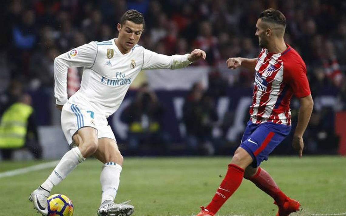 Derbi de Madrid termina sin goles y el Barcelona es líder solitario