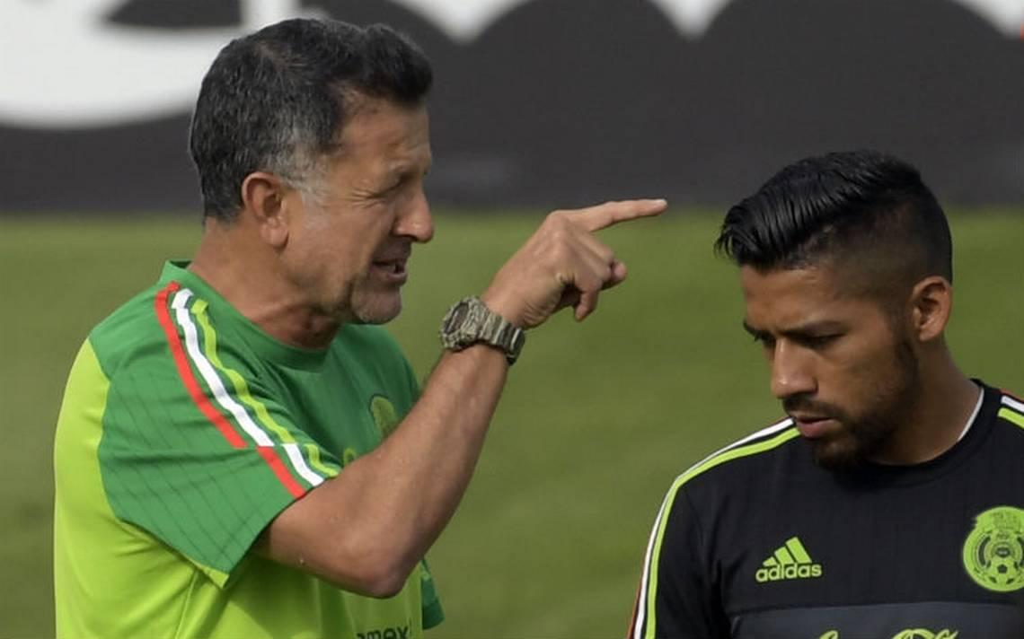 Osorio busca saldar deuda con la afición y dar satisfacción del pase a Rusia 2018