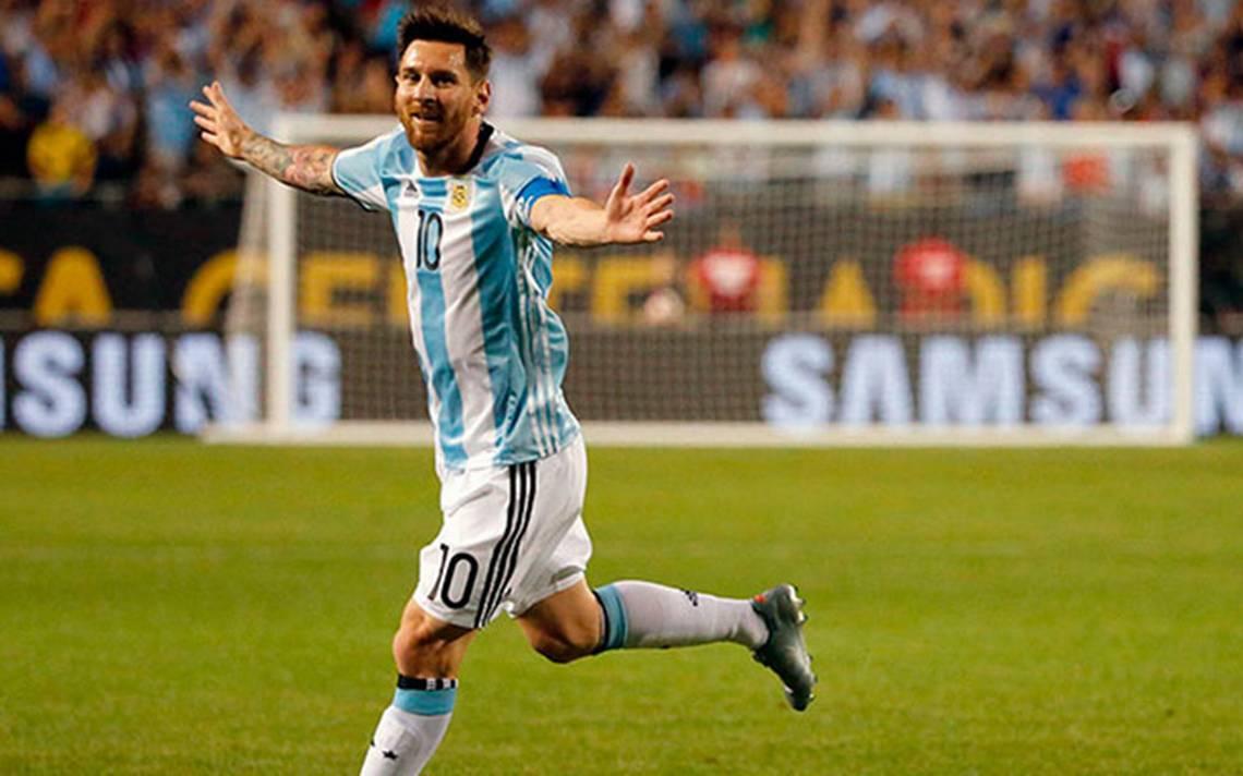 A?Messi quiere ser campeA?n del mundo en Rusia 2018!