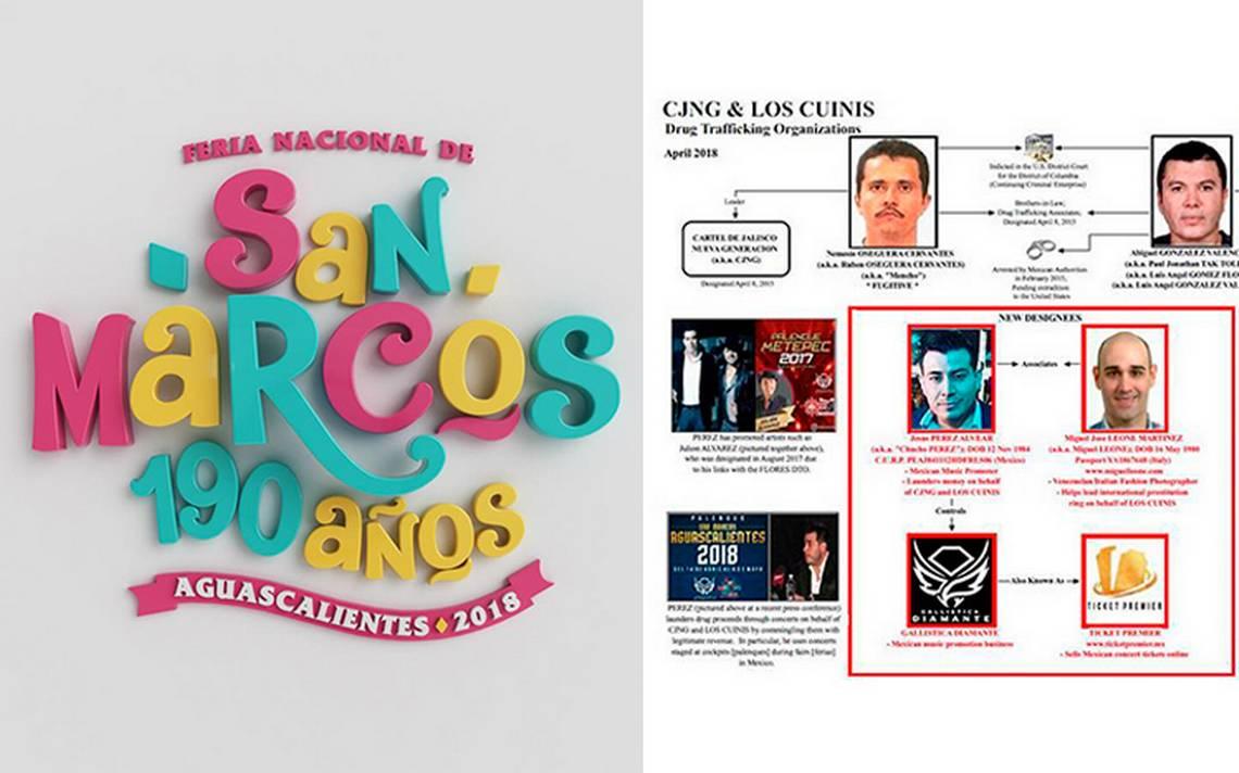 Feria Nacional de San Marcos se deslinda de promotor de Julión Álvarez ligado al narco