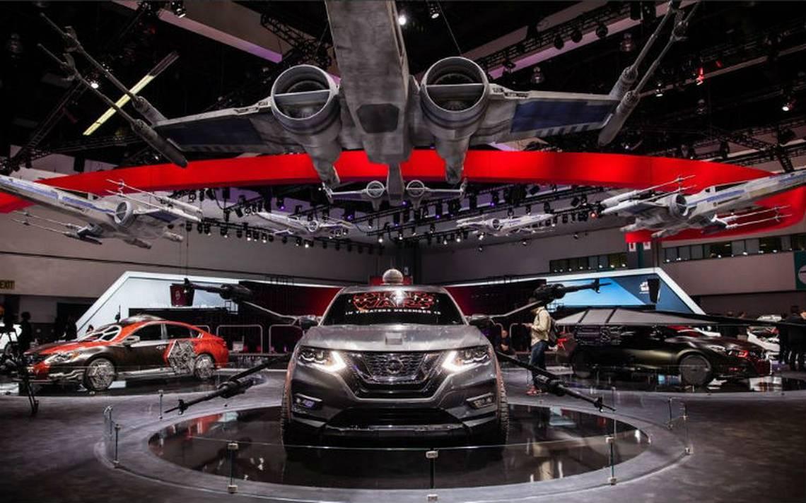 Conoce las seis naves de otra galaxia de Nissan