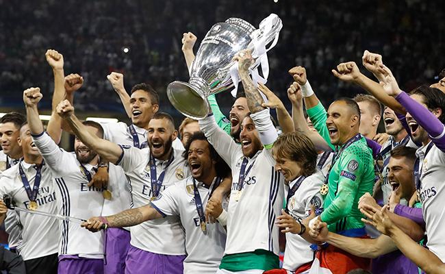 Real Madrid se convierte en bicampeón de la Champions League