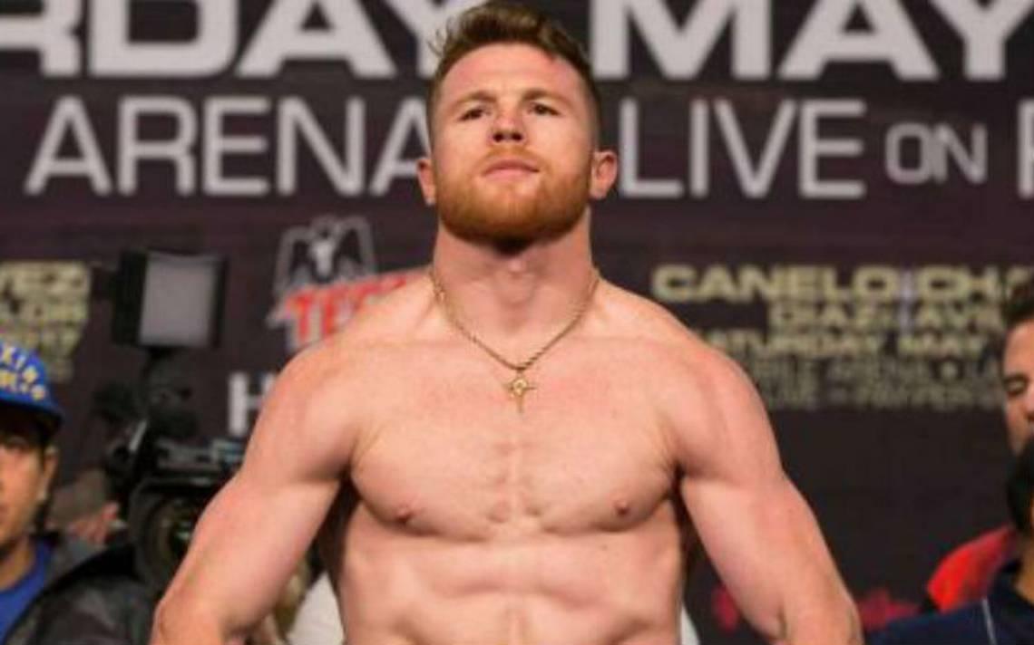 'Canelo' Álvarez es suspendido temporalmente por la Comisión Atlética del Estado de Nevada