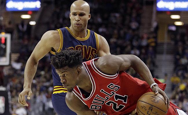Los Bulls de Chicago ganaron a los Cavaliers de Cleveland