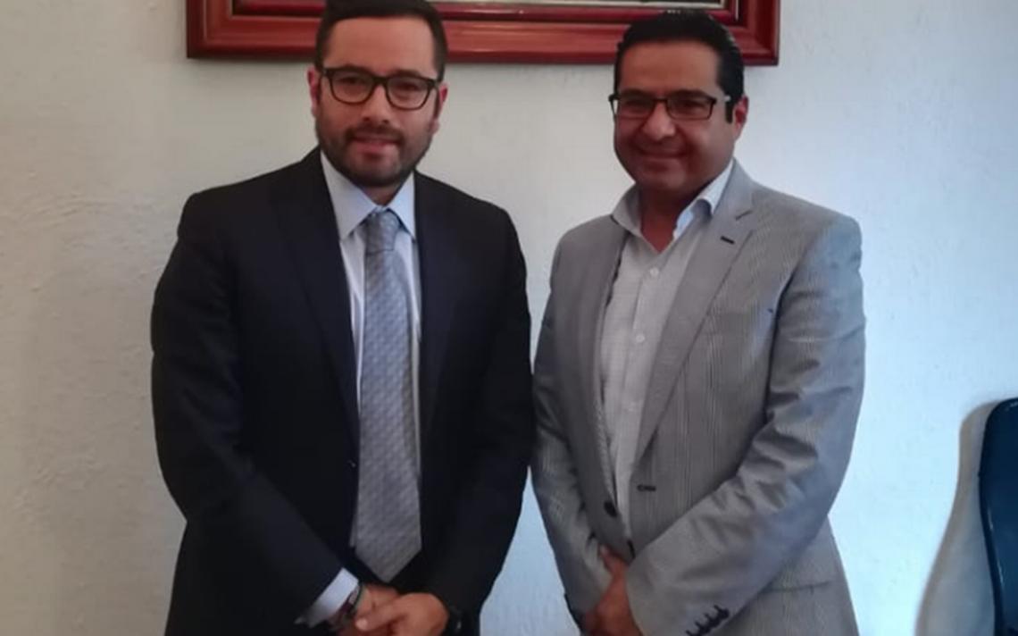 Romo se reúne con delegado de Miguel Hidalgo para afinar transición
