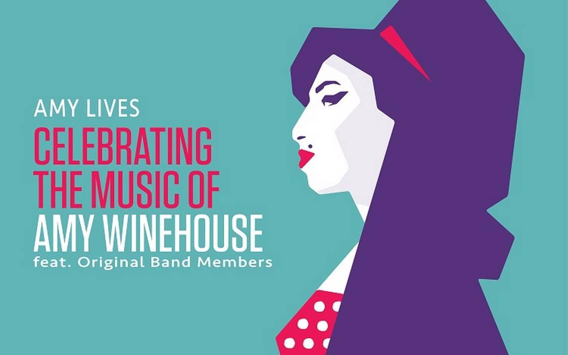 Músicos de Amy Winehouse revivirán su soul en concierto en México