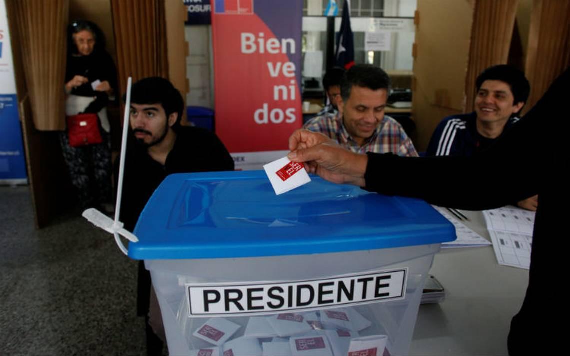 Finaliza segunda vuelta de elección presidencial chilena