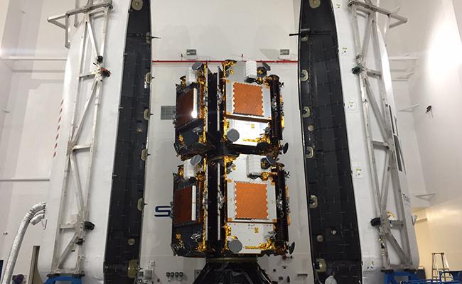 SpaceX prevé un nuevo lanzamiento de cohete el lunes