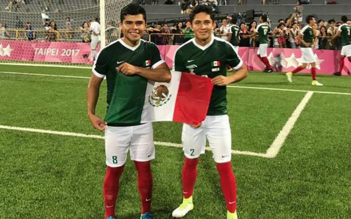 México concluye Taipei 2017 con bronce en futbol