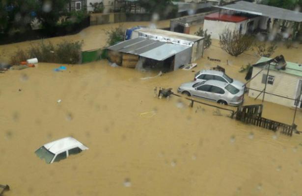 Alerta en España por lluvias torrenciales; reportan dos muertos