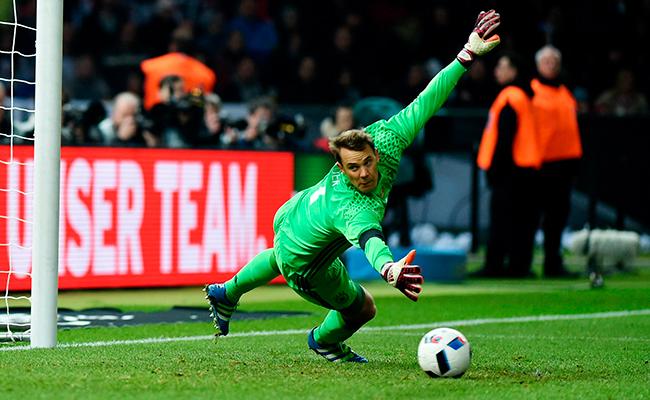 Neuer, es baja en el Bayern Múnich