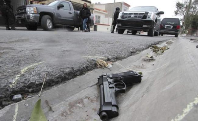 Ola de violencia en  Tamaulipas deja 38 muertos