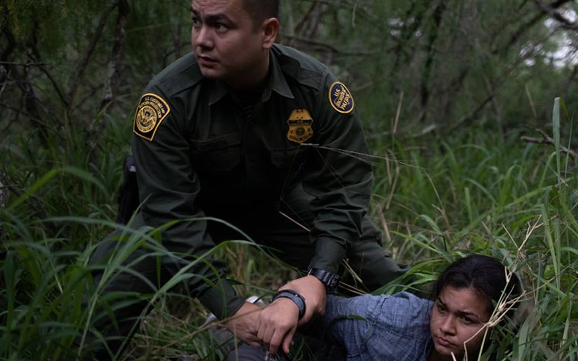 Denuncian fuerza desmedida contra migrantes en la frontera