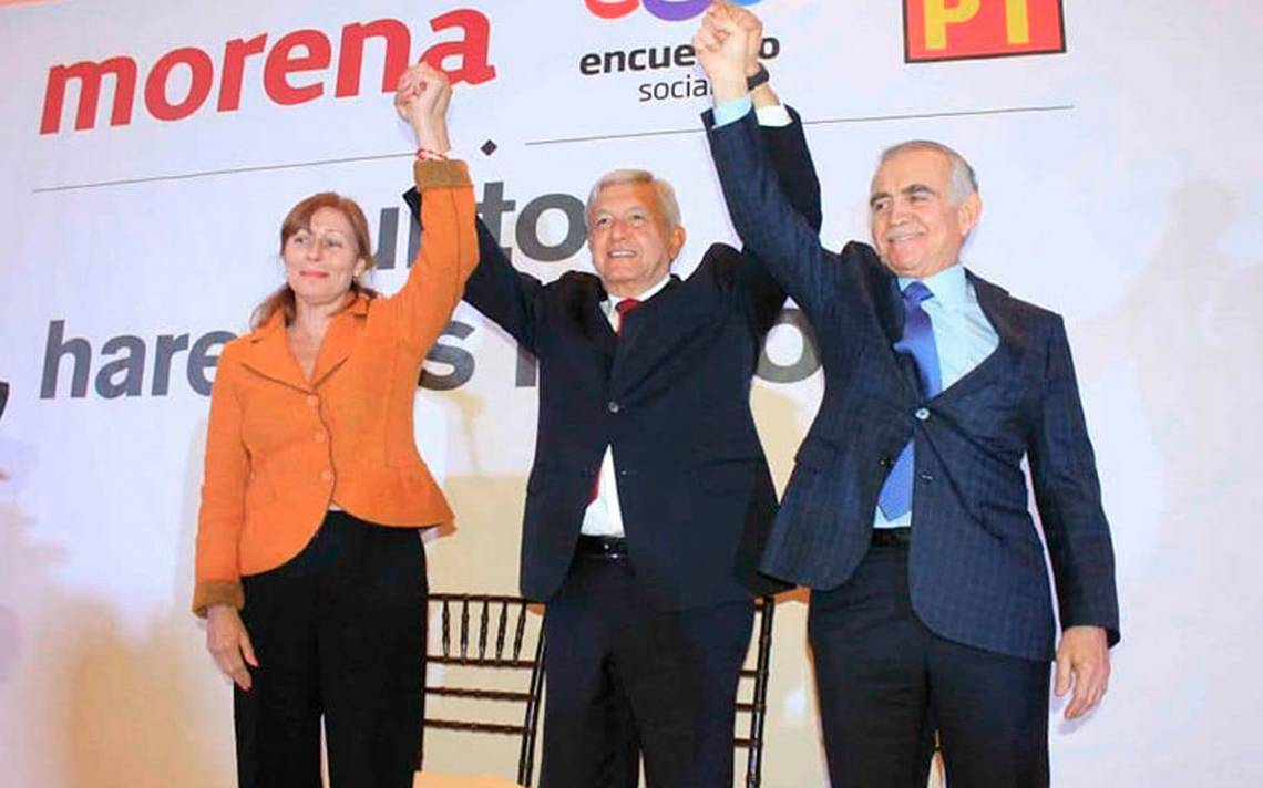 Tatiana Clouthier coordinará campaña presidencial de López Obrador