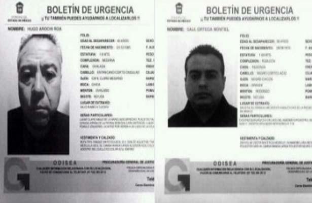 Cae asesino de edil de Amatepec; también desapareció a 2 del SAT