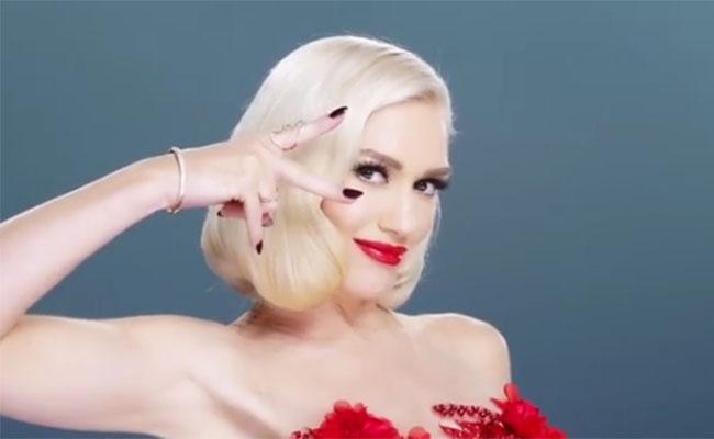 Revlon nombra a Gwen Stefani como el nuevo rostro del 2017