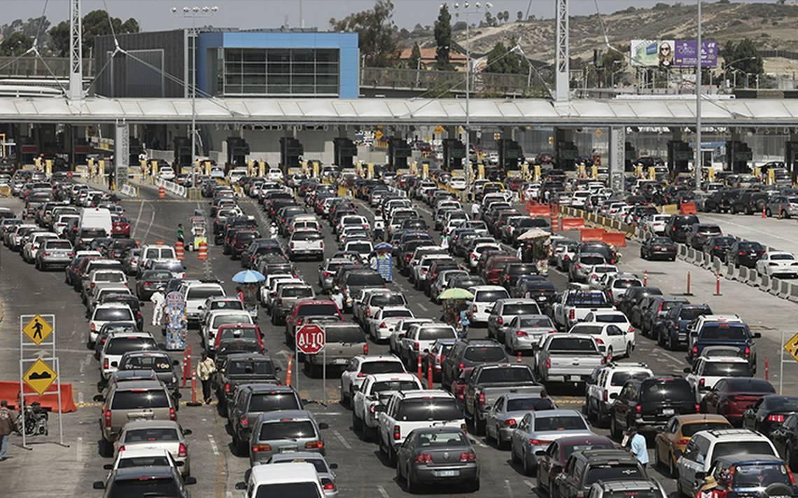 Proponen construir 26 cruces fronterizos entre México y Estados Unidos