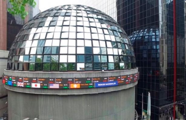 Bolsa Mexicana avanza 1.40 % después de cifras económicas en China y Europa