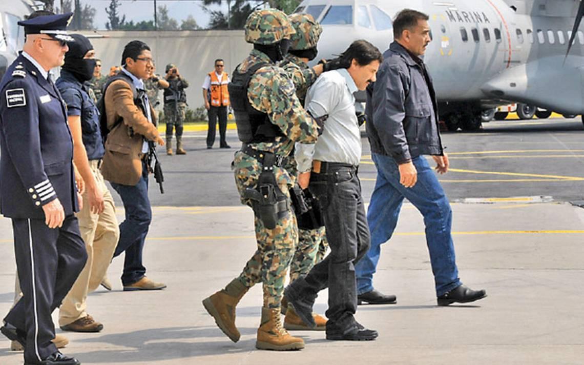 El Chapo Guzmán a 3 años de la caída; actualmente enfrenta 17 acusaciones