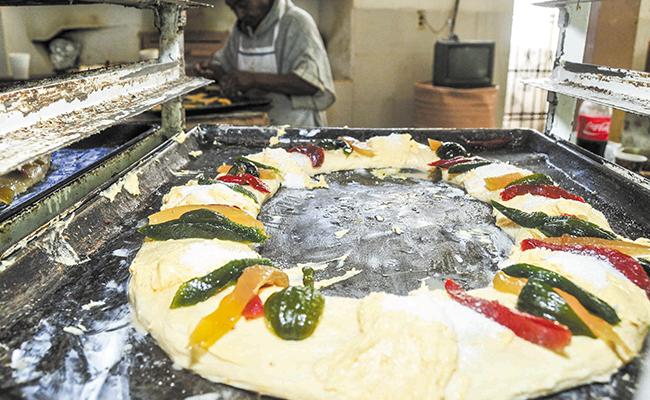 Industria panificadora estima ventas de al menos 600 mdp por Rosca de Reyes