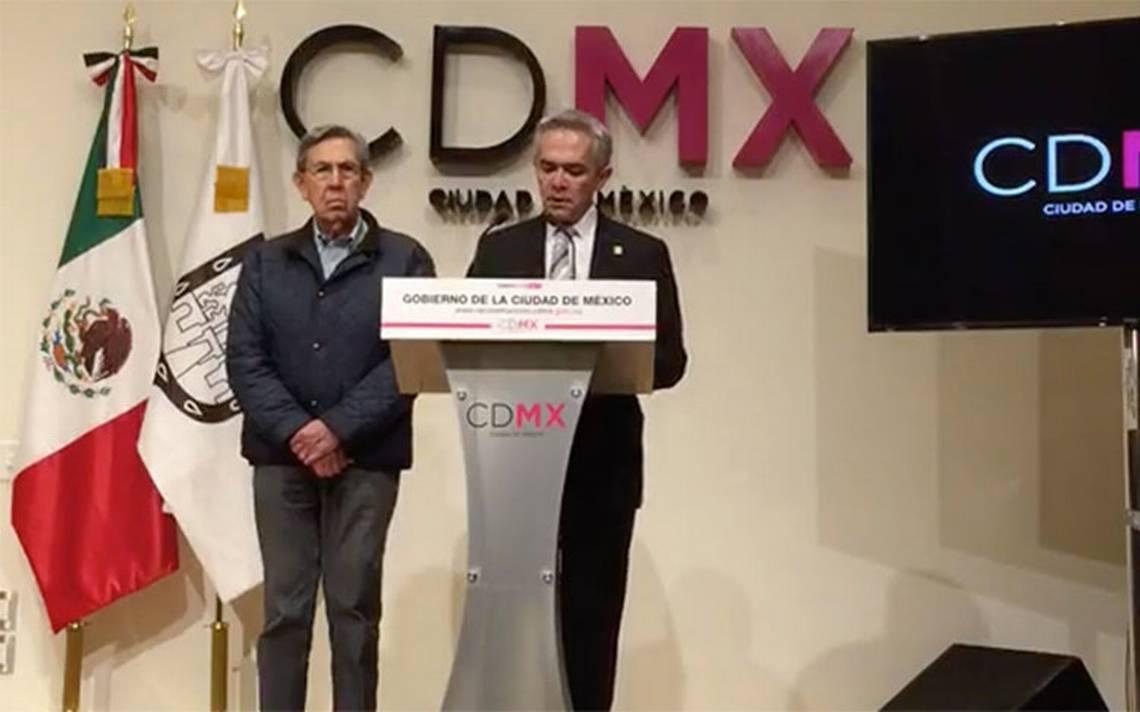 Mancera no va por el Frente a la Presidencia, se queda en la CDMX