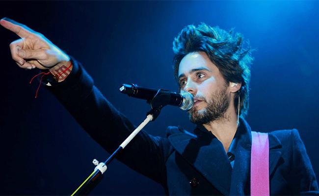 Jared Leto regresa con Thirty Seconds to Mars para los VMAs