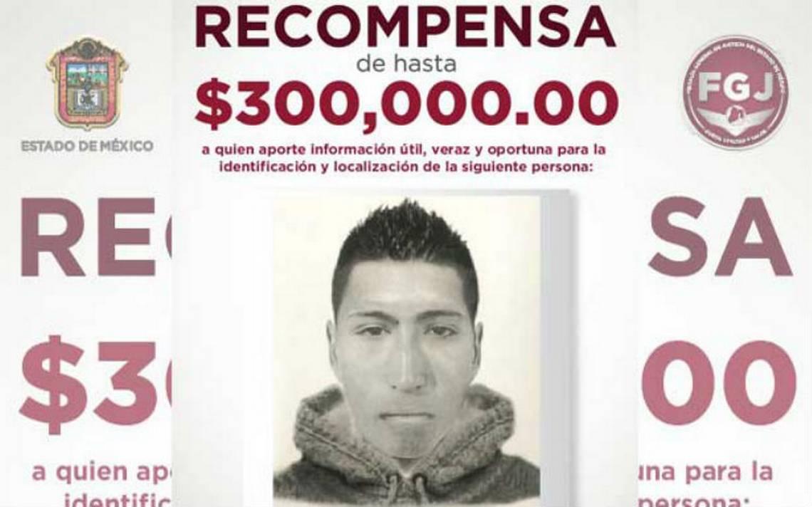 Ofrecen 300 mil pesos por asesino de estudiante en asalto a transporte público en Toluca