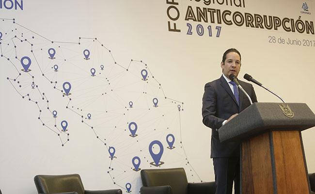 Inauguran en Querétaro foro regional anticorrupción