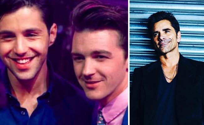 """Continúa drama entre Drake y Josh: John Stamos entra a la """"pelea"""""""