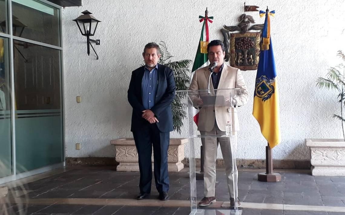Confirman renuncia de Luis Carlos Nájera, exfiscal de Jalisco que fue atacado