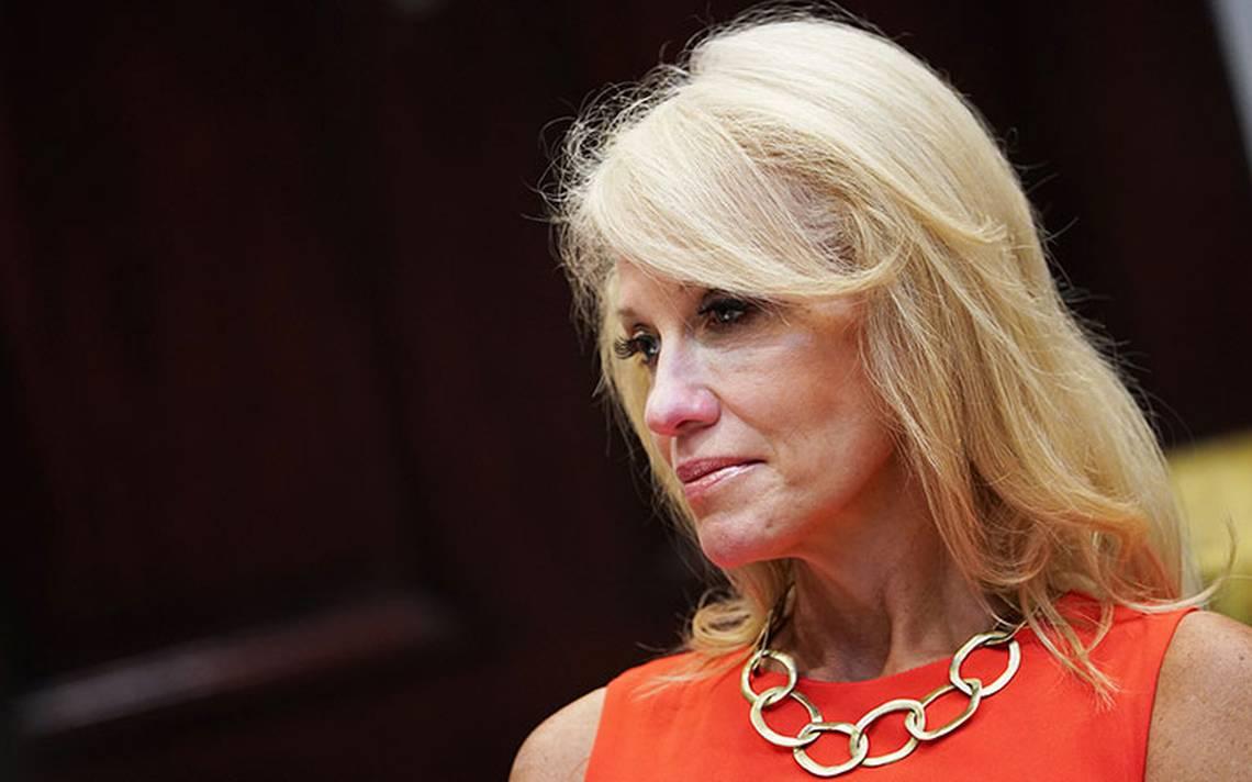 Kellyanne Conway, asesora de Trump, revela que fue víctima de agresión sexual